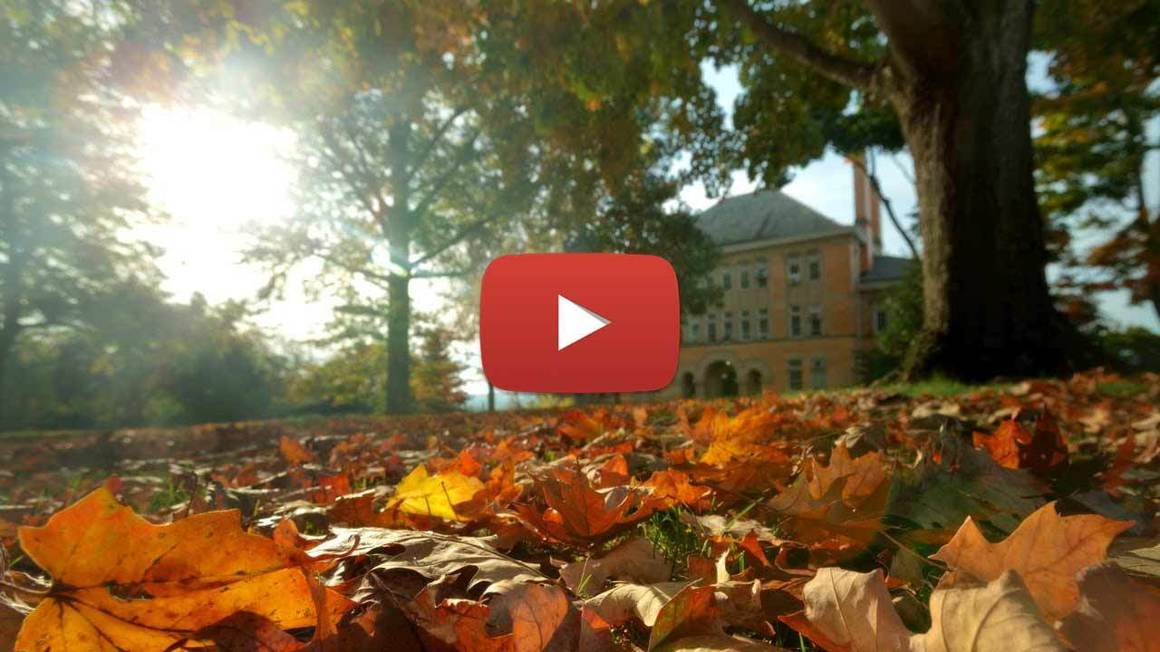 Fall on the Denison Campus
