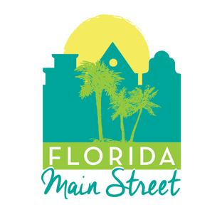 Florida Main Street logo