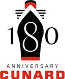 Cunard 180 Anniversary