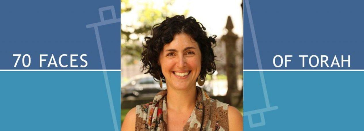 70 Faces-Rabbi Adina Allen