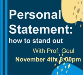 Personal Statement: How to stand out