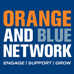 Orange and Blue Network