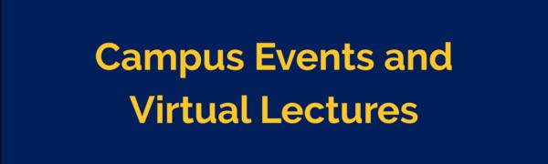 More Campus Events