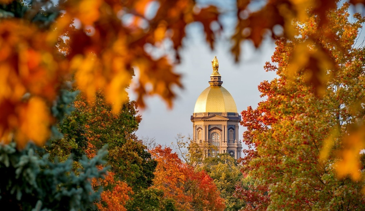 Photo of Golden Dome.