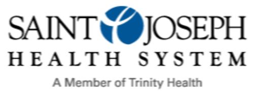 Logo for Saint Joseph Health system