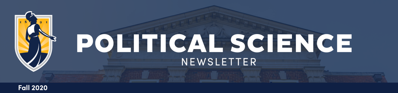 Political Science Newsletter Fall 2020