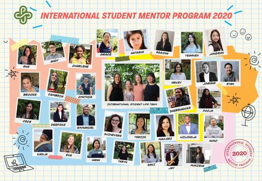 2020-21 International Student Mentor Program
