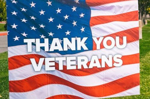 Veteran and Military Appreciation Game