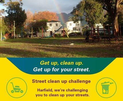 Street Clean Up Challenge