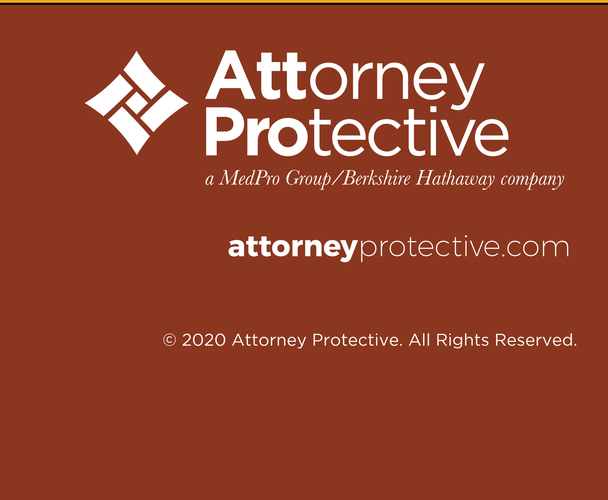 Attorney Protective Logo