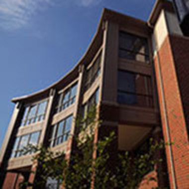Delaney Hall exterior