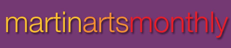 Martin Arts Monthly Logo