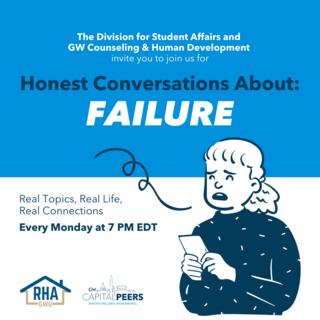 Honest Conversations About: Failure