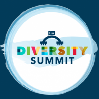 GW Diversity Summit Logo