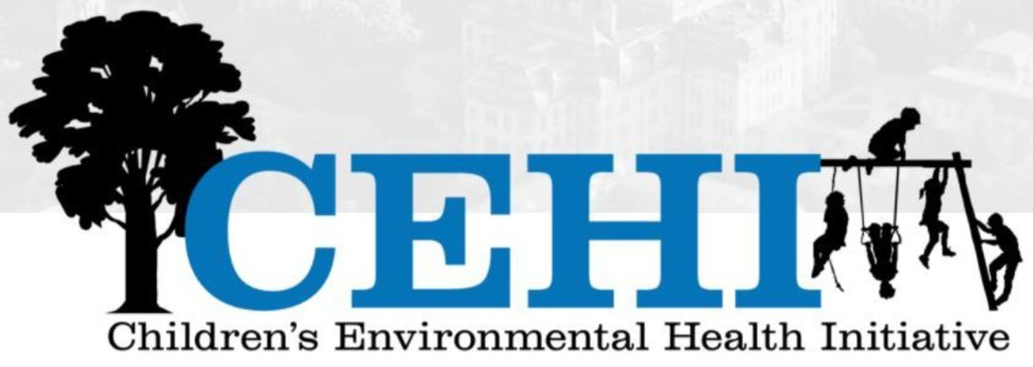 Graphic for the Children's Environmental Health Initiative