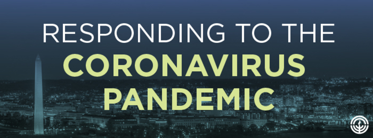 Responding to the Coronavirus Pandemic