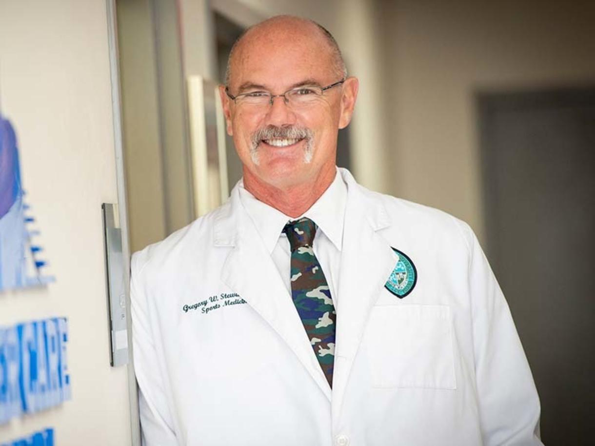 Dr. Gregory Stewart
