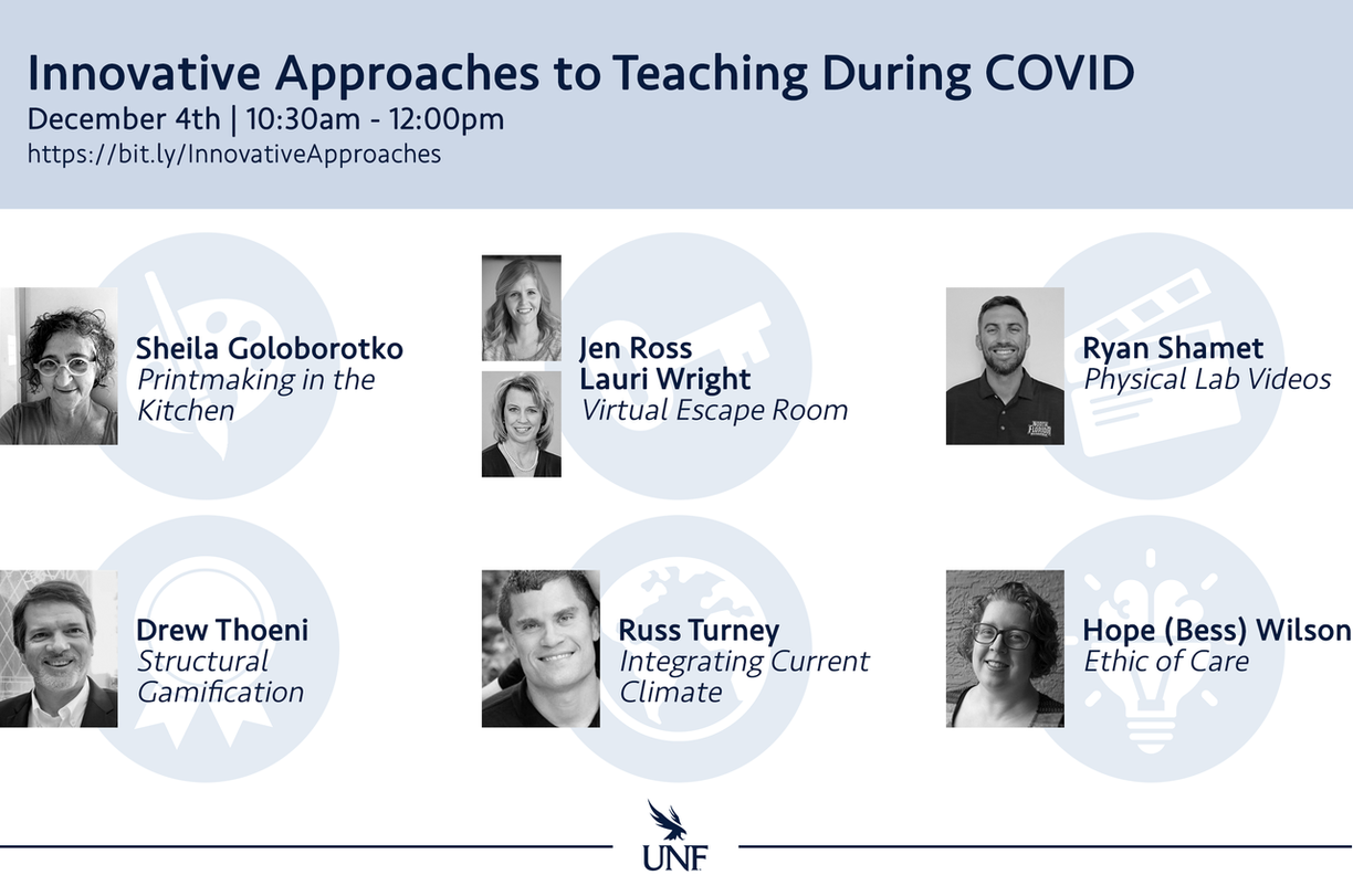 Innovative Approaches to Teaching During COVID