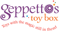 Geppetto's Toy Box - in the heart of Oak Park, IL!