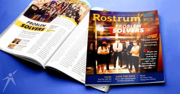 Rostrum cover