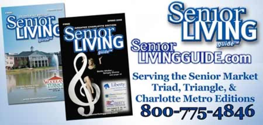 Senior Living Guide Magazine