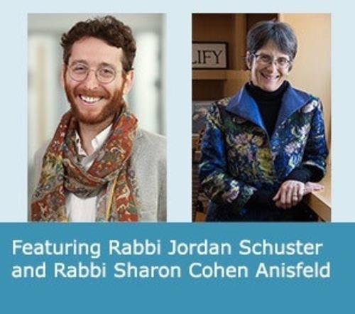 Jordan Schuster and Sharon Cohen Anisfeld