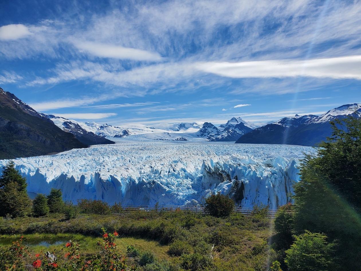 Patagonia, Argentia, by Iris Emerick '21