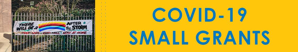 Covid-19 Small Grants