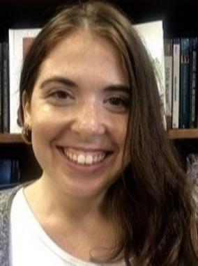 Editor Nicolette Amstutz