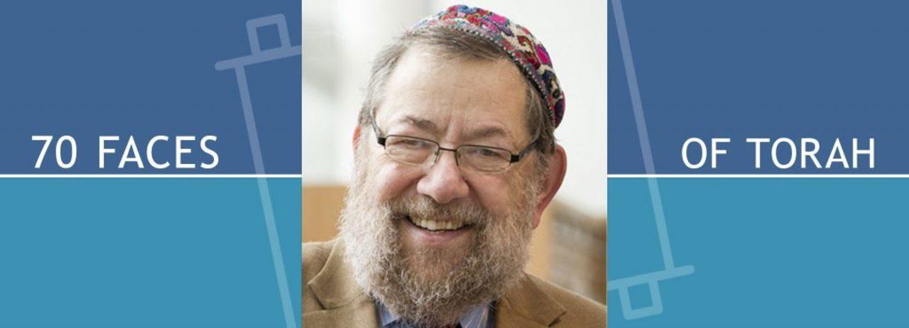 70 Faces-Rabbi Art Green