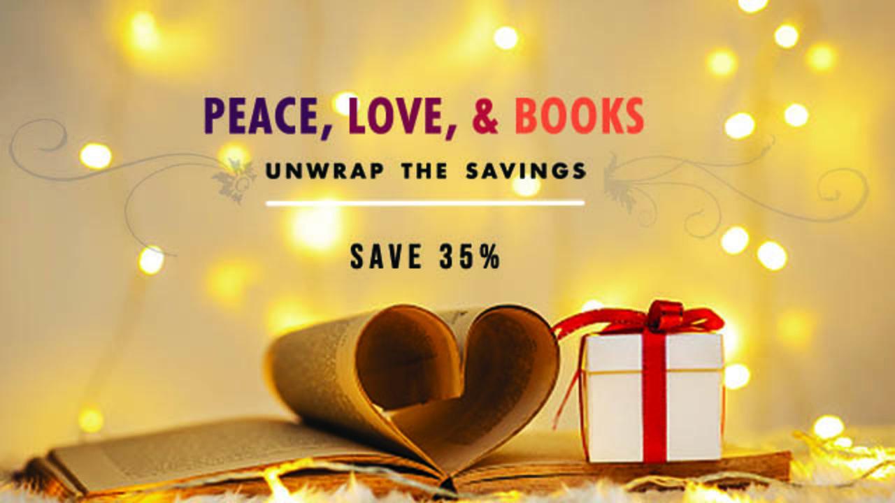 Peace, Love, and Books: Unwrap the Savings