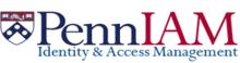 Penn IAM logo