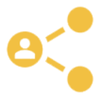 Personal networking graphic