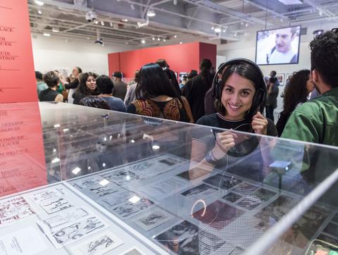 Vincent Price Art Museum Events