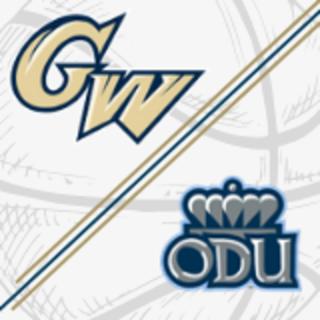 GW and ODU Logos