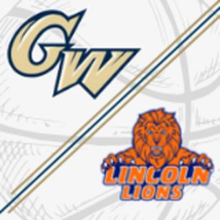 GW & Lincoln Lions Logo