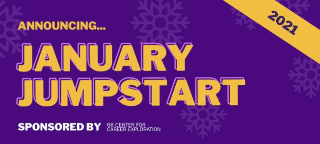 January Jumpstart graphic