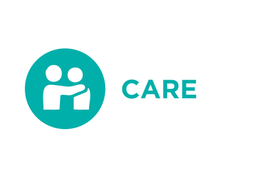 Care webpage