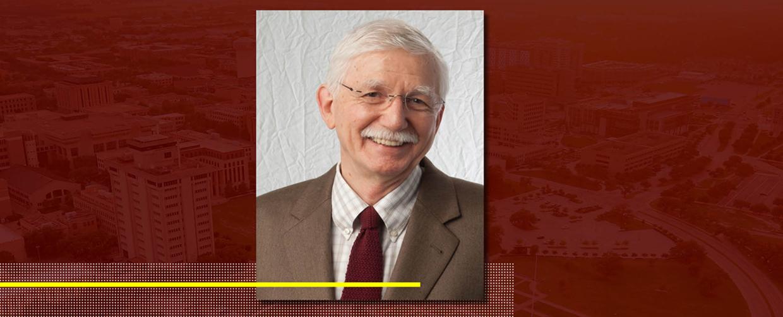 Gerald North Honored With 2020 AGU Ambassador Award