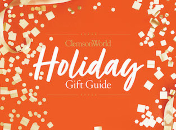 Clemson World. Holiday Gift Guide