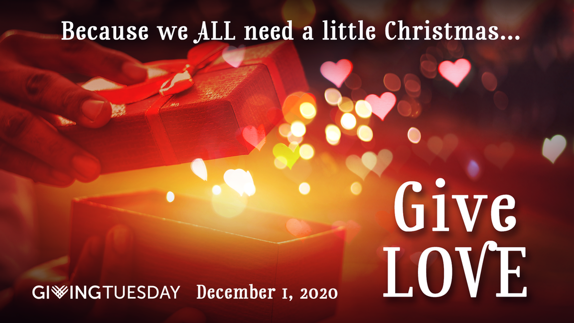 Giving Tuesday direct giving link