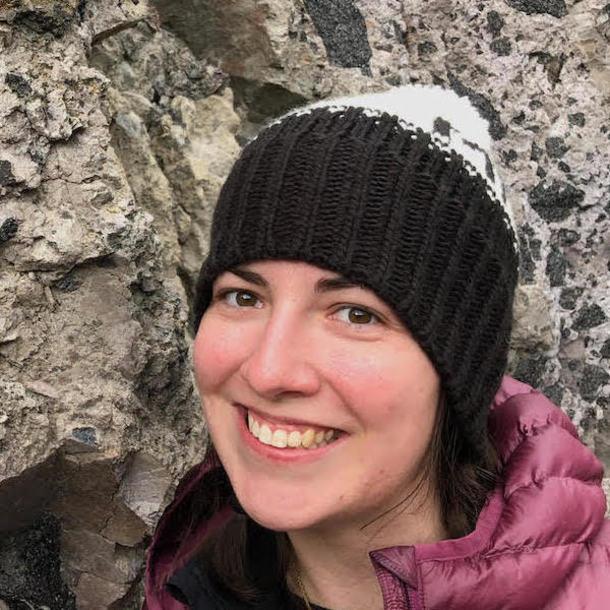 Meet Elizabeth Kenderes, New Geology And Geophysics Instructional Assistant Professor