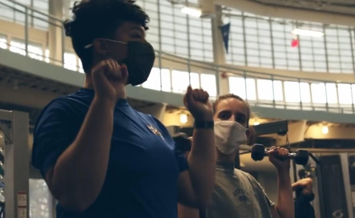 YouTube: SUNY New Paltz Wellness & Recreation - VOLT APP