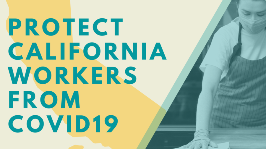 Protect CA Workers from COVID19