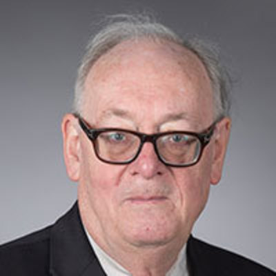 Photo of Peter M. Kogge, the Ted H. McCourtney Professor of Computer Science and Engineering