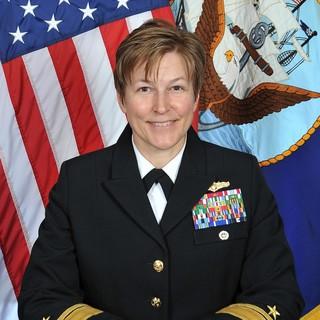 Photo of Rear Admiral Kelly Aeschbach