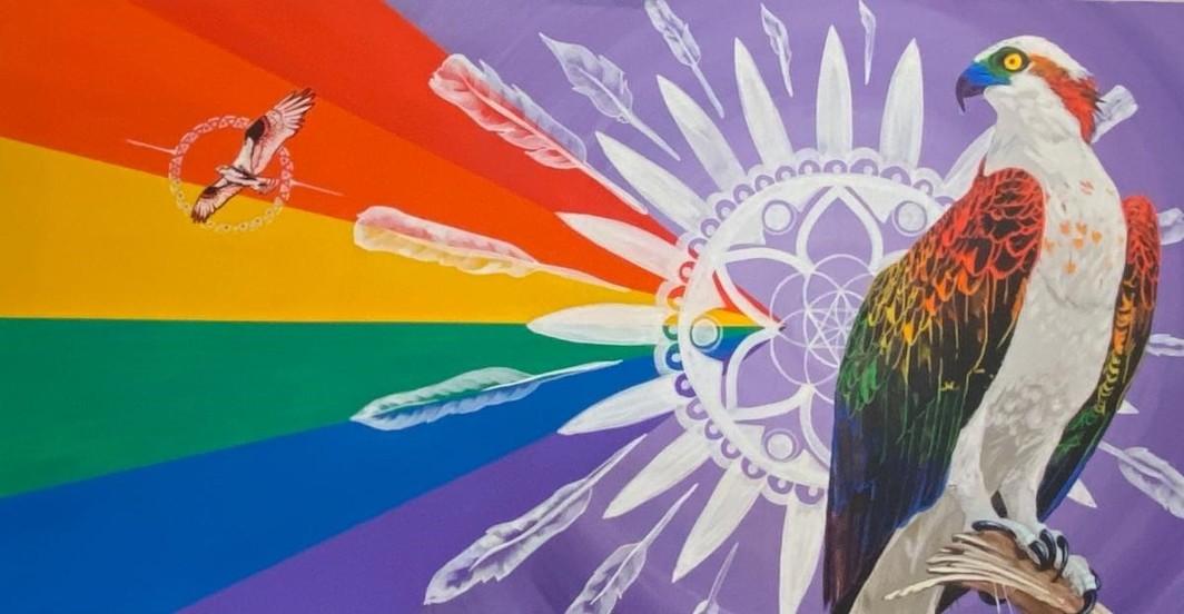 Artsee and shop LGBTQ Center Raffle