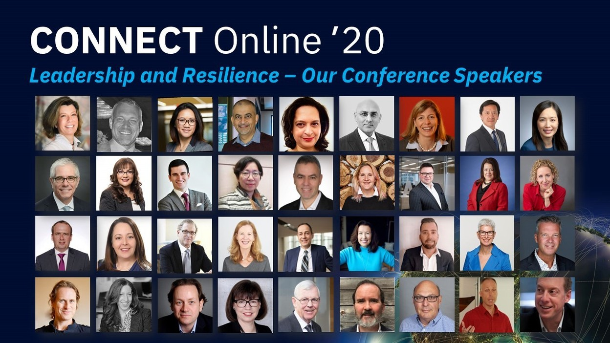 CONNECT 2020 Speakers