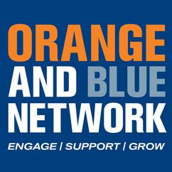 Orange and Blue Network
