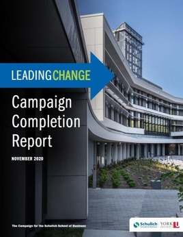 Leading Change Campaign Completion report